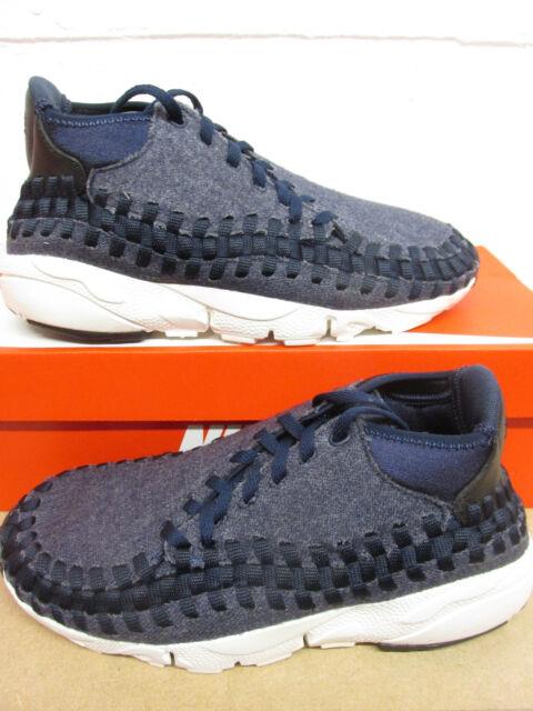 Nike Air Footscape intrecciato Chukka SE Scarpe sportive uomo 857874 400 da