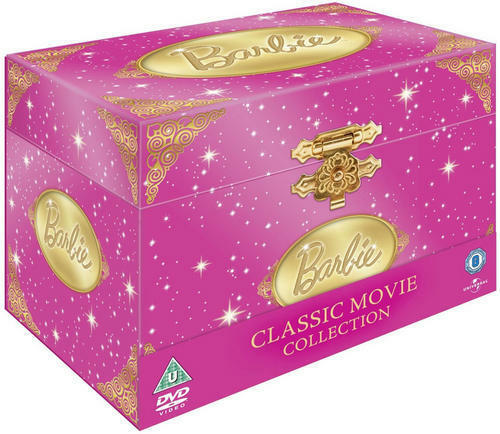 Barbie: Classic Movie Collection (Box Set) [DVD]