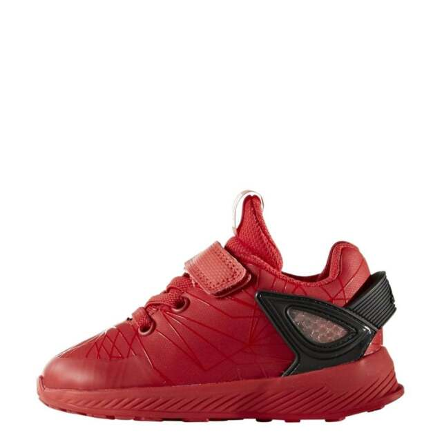 adidas Boys Spider-Man RapidaRun Shoes