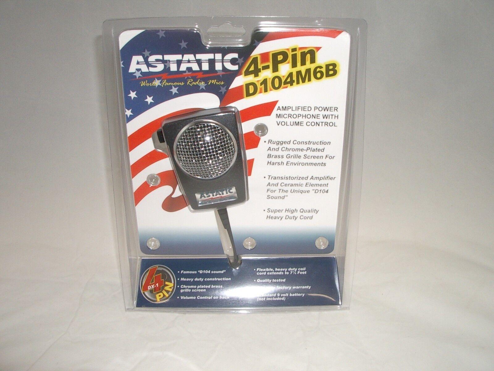 s l1600 astatic d104m6b dx1 radio microphone ebay astatic d104 m6b wiring diagram at cos-gaming.co