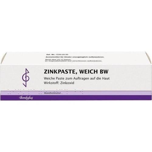 ZINKPASTE BW weich 100 ml PZN 4377090