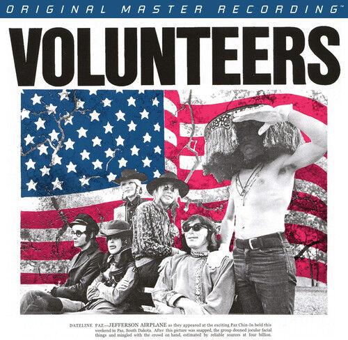 Jefferson Airplane - Volunteers [New Vinyl] Ltd Ed, 180 Gram