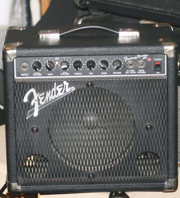 fender frontman model pr 241 electric guitar amplifier ebay. Black Bedroom Furniture Sets. Home Design Ideas