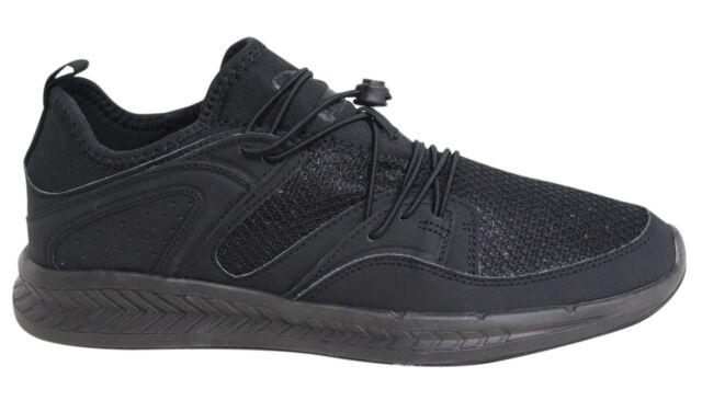 Puma Blaze Ignite futuro Minimale Nero Toggle Verso L'Alto Sneaker Uomo 362289 01 U96