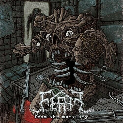 Feral - From The Mortuary [New CD] UK - Import