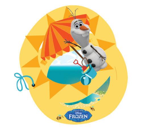 6 disney s frozen summer olaf snowman party invites invitations plus