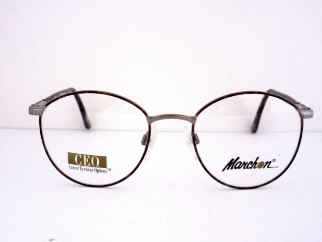 CEO 116 by Marchon Eyeglass Frames Made in Italy NOS | eBay