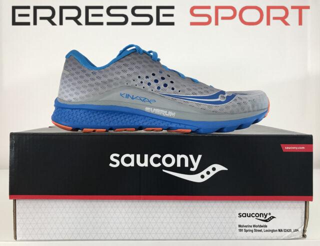 Saucony Kinvara 8 A2 intermedie scarpe running corsa