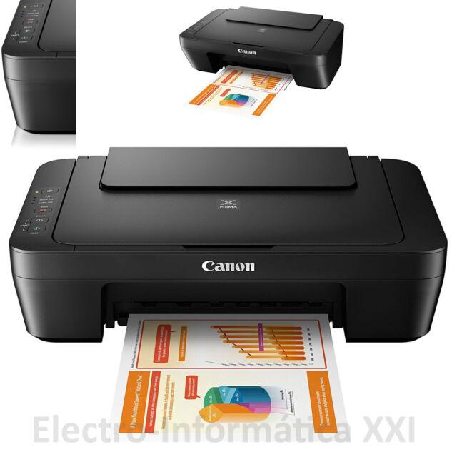 Multifuncion Color Inyeccion Canon Pixma MG2550s Escaner Impresora Multifunción
