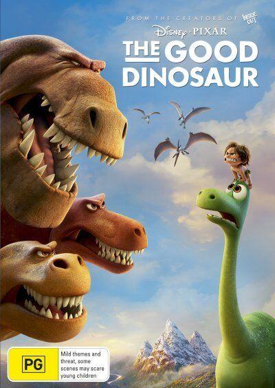 The Good Dinosaur  - DVD - NEW Region 4