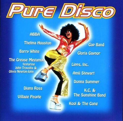 Various Artists - Pure Disco / Various [New CD]