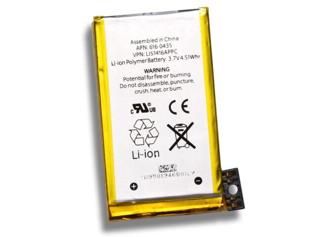 Akku für iPhone 3Gs Batterie 1220 mAh Battery NEU APN 616-0433 NEUWARE HÄNDLER