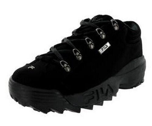 Fila Strada Boot Triple Black Men's Active Life Style FW 02754-089 Size 8 O  9   eBay