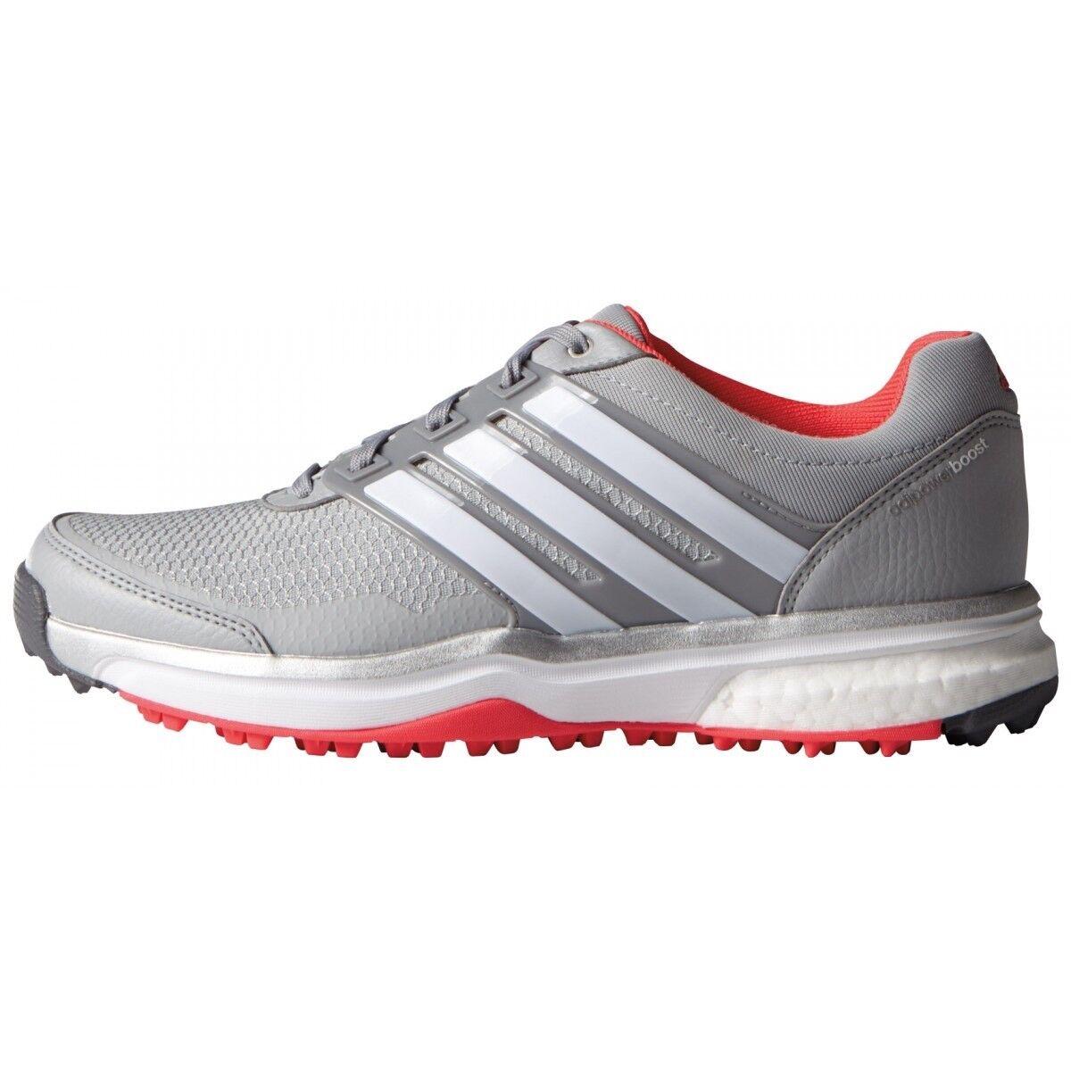 Mujer Golf Zapatos 2 adidas Adipower Sport Boost 2 Zapatos Medium 9.5 Gris ddc90e