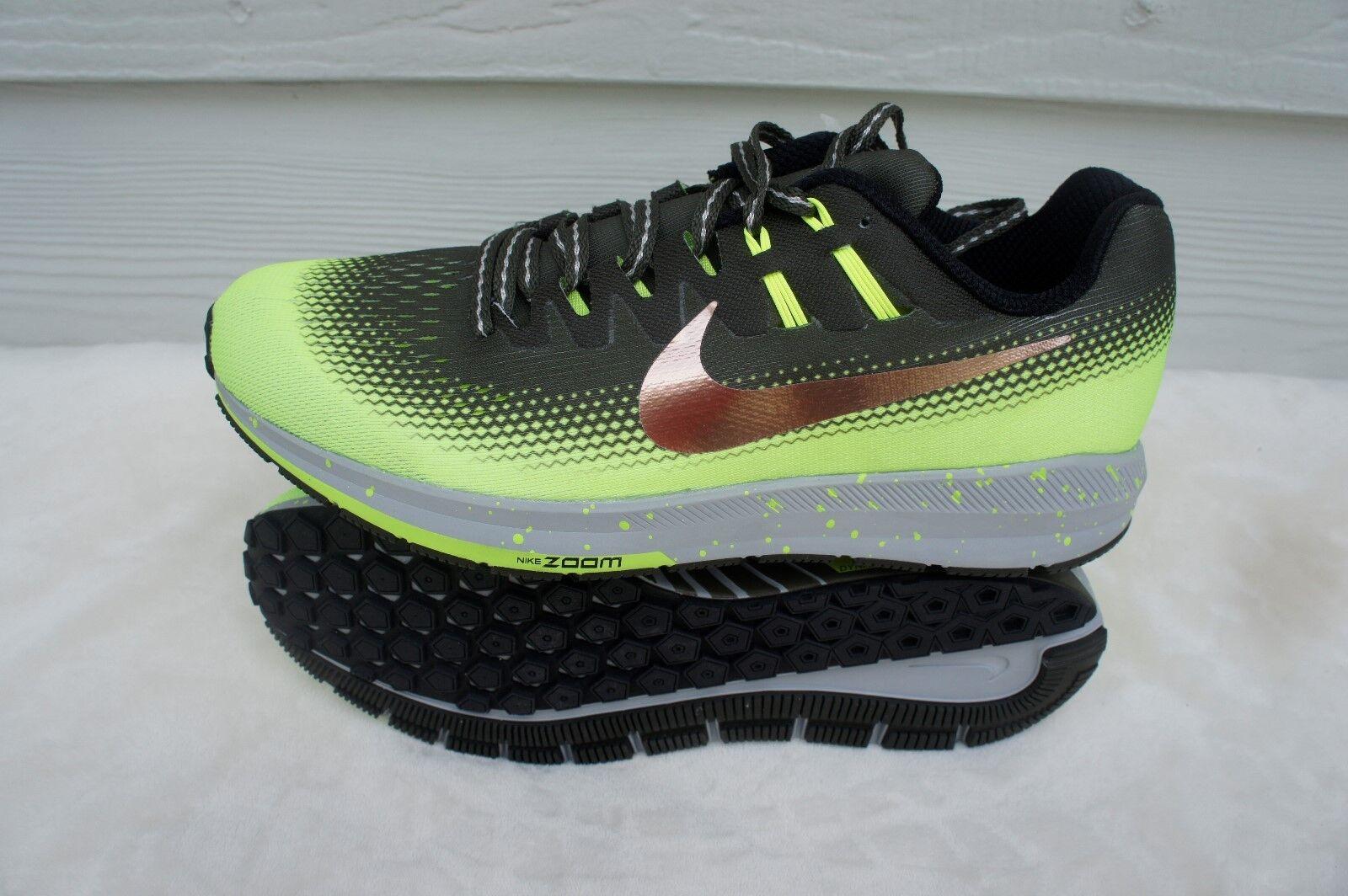 brand new ad9f2 e8f5f ... canada mens nike shox current running shoes sz 10 black ebay 38894 86d74
