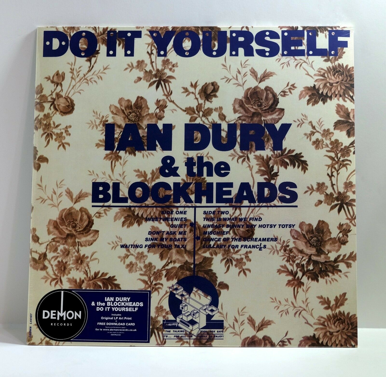 Do it yourself 5014797139299 by ian the blockheads dury vinyl resntentobalflowflowcomponentncel solutioingenieria Images