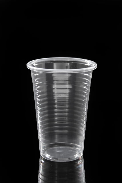 3000 PP Einweg Wasserbecher, Trinkbecher, Auschankbecher transparent 0,2l