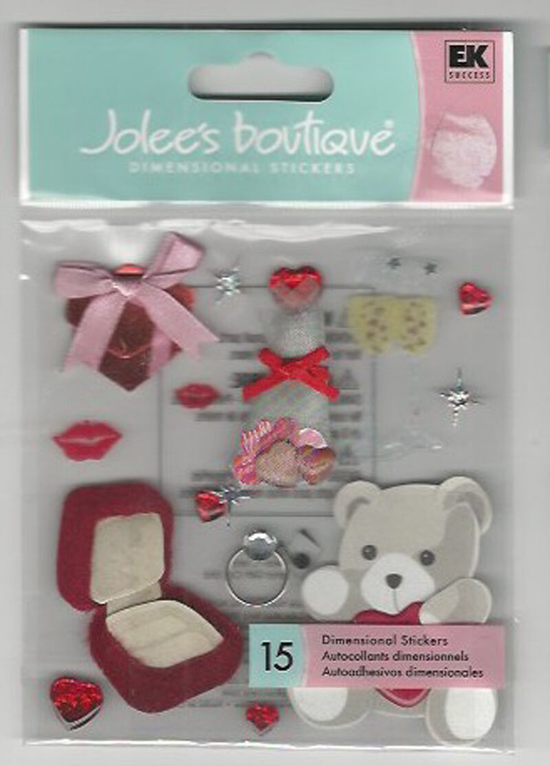 Valentines Day Love Engagement Ring Candy Champagne Jolees