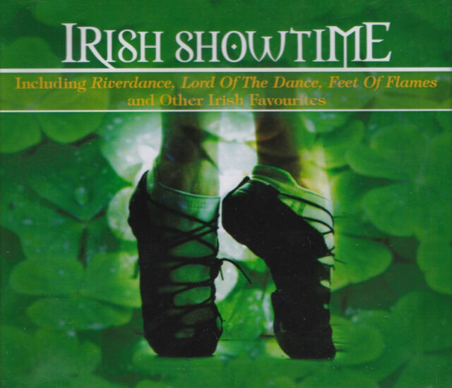 [BRAND NEW] 3CD: IRISH SYMPHONIA: IRISH SHOWTIME