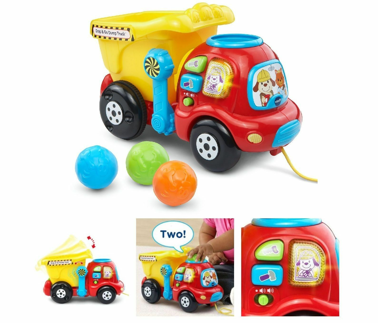 Educational Toys for 1 Year Old Toddlers Baby Kids Boy Girl