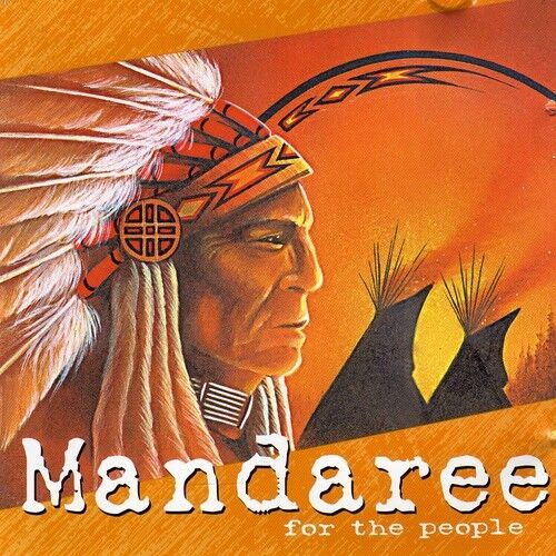 Mandaree - For the People [New CD]