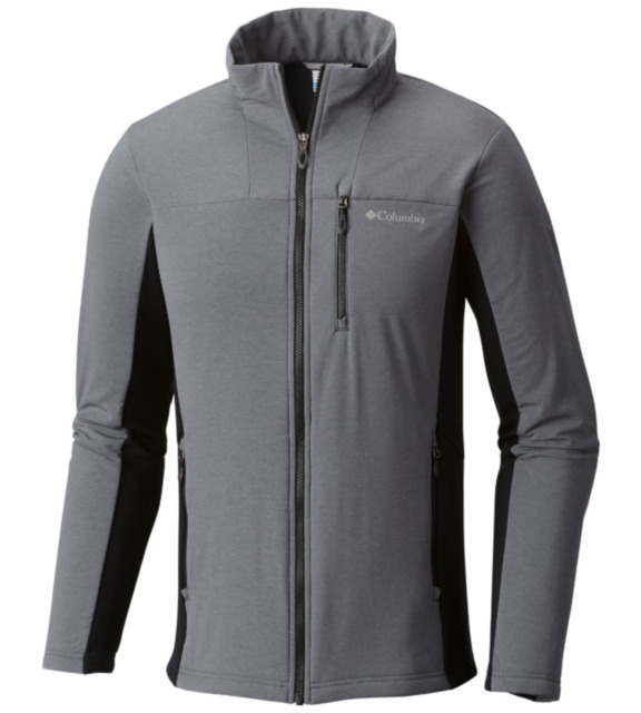 Columbia Mens Ghost Mountain Full Zip Jacket