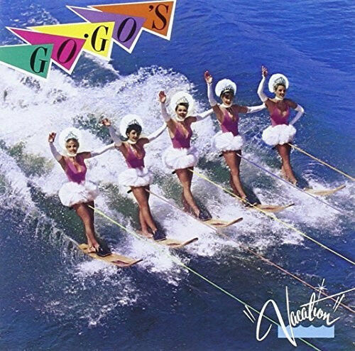 The Go-Go's - Vacation [New Vinyl LP]