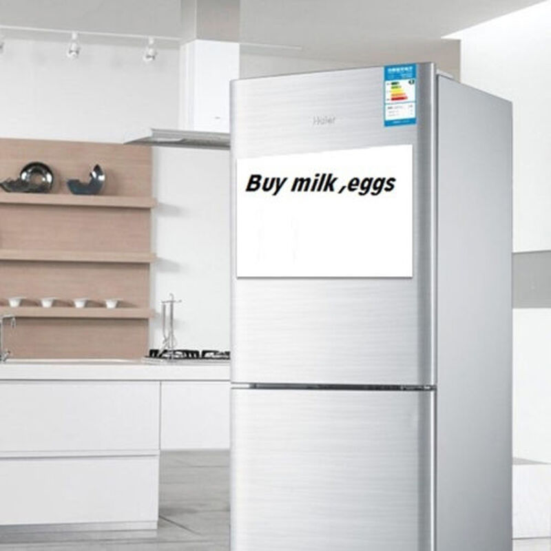 Flexible Size A3 Magnetic Whiteboard Fridge Kitchen Reminder ...