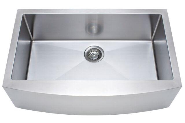 Franke 33 single basin undermount stainless steel kitchen sink in new franke kinetic 33 apron front farm house double bowl kitchen sink stainless workwithnaturefo