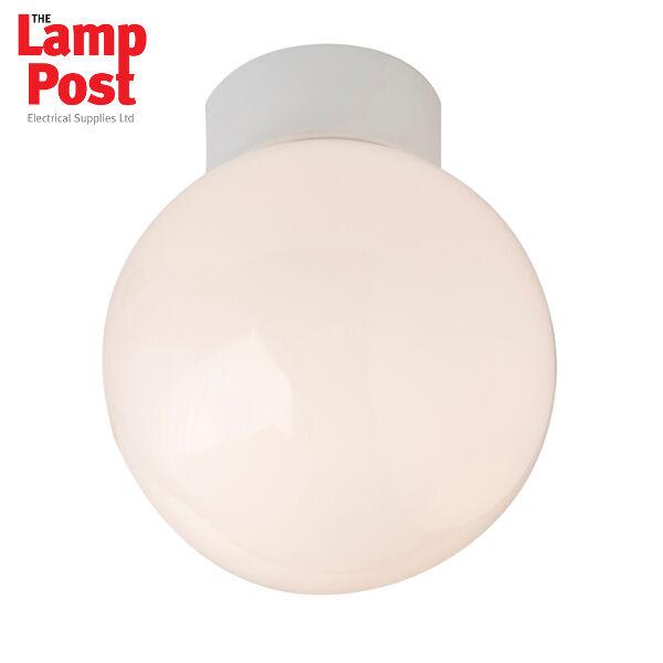Robus r100sb bathroom ceiling light fitting globe 100w ip44 ebay robus r100sb bathroom ceiling light fitting globe 100w ip44 audiocablefo