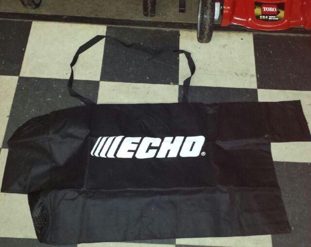 Black Vacuum Dust Bag Leaf Blower Shred Vac Replacement