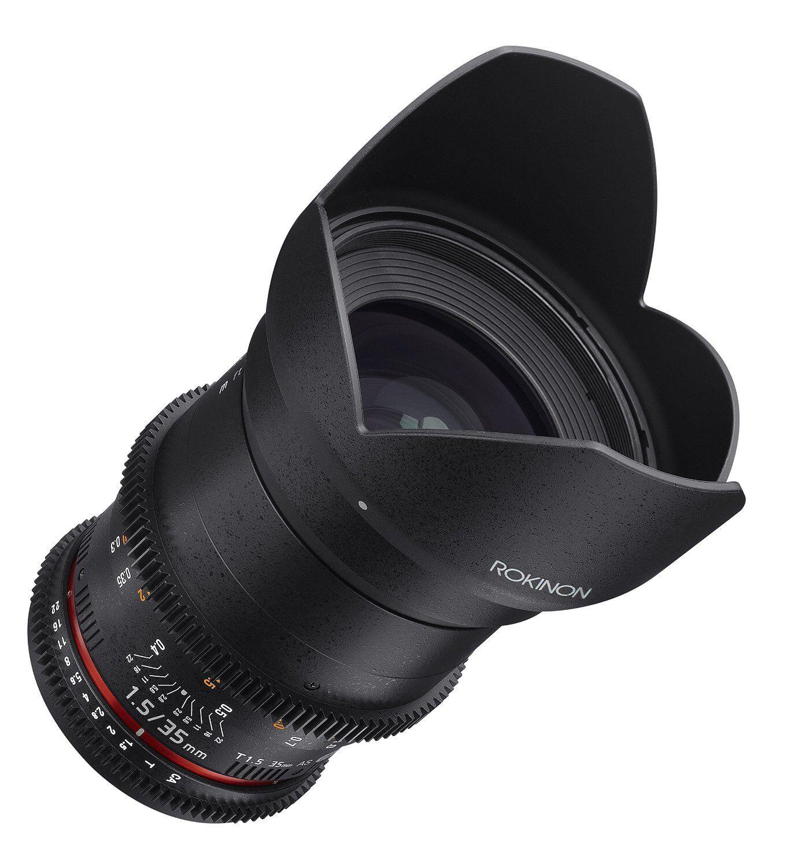 ROKINON 35mm T1.5 Cine DS Full-frame Lens for Sony Alpha Cameras | eBay