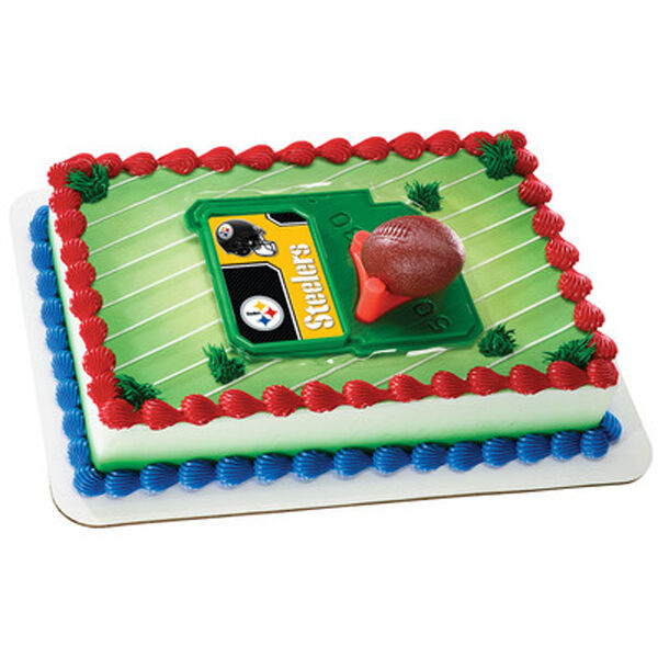 NFL Pittsburgh Steelers Cake Decorating Kit eBay