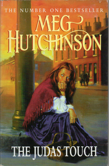The Judas Touch by Meg Hutchinson (BCA Hardback, 2001)