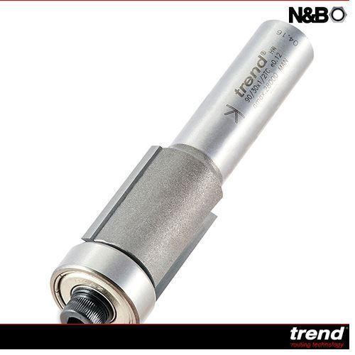 TREND 90/30X1/2TC INLAY TRIM 19MM DIA X 25MM CUT