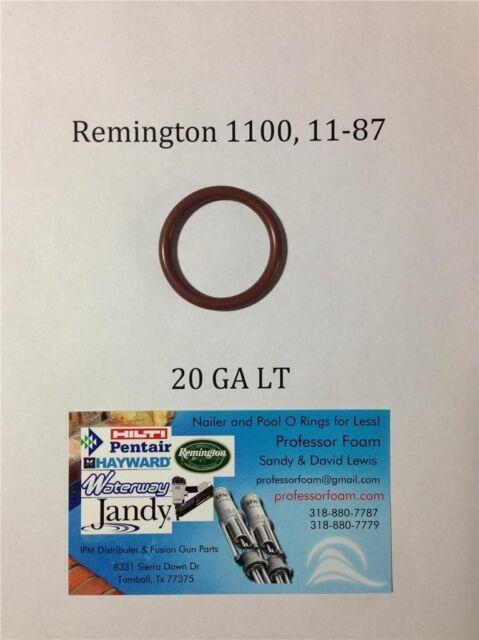 Remington 1100 11-87 1187 20ga LT Barrel Gas Seal Viton O-ring ...