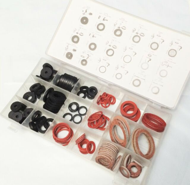 141pc ) Water Faucet Sink Washer Assortment Kit Set | eBay