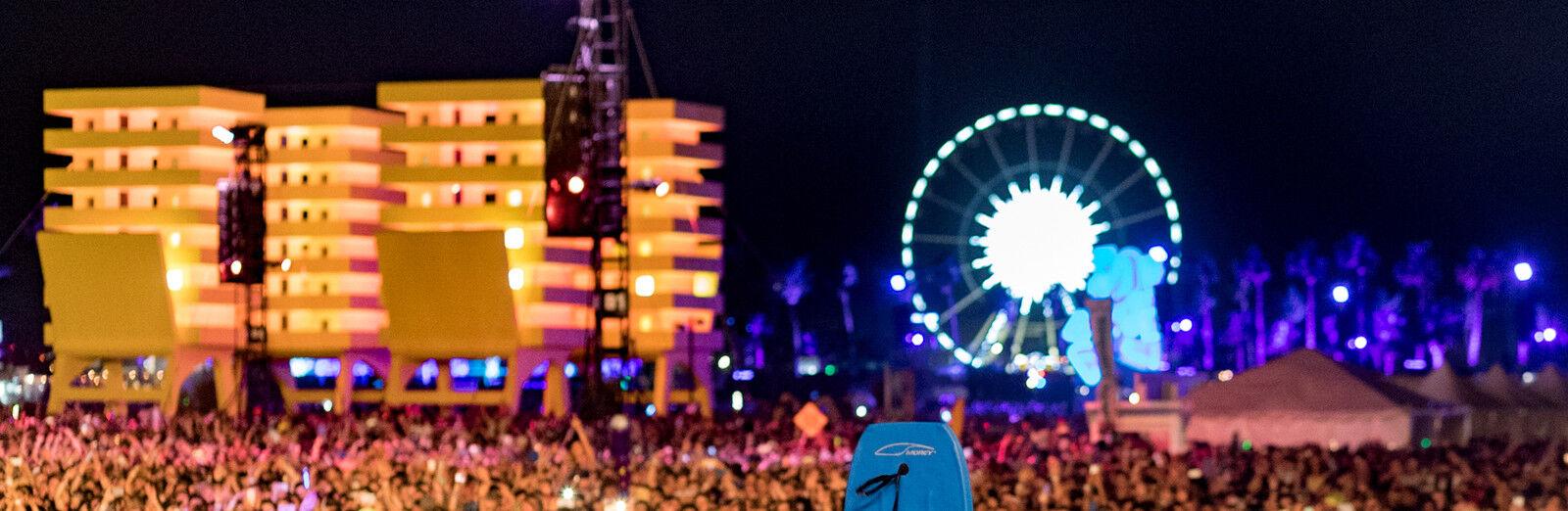 Coachella (コーチェラ・フェスティバル)