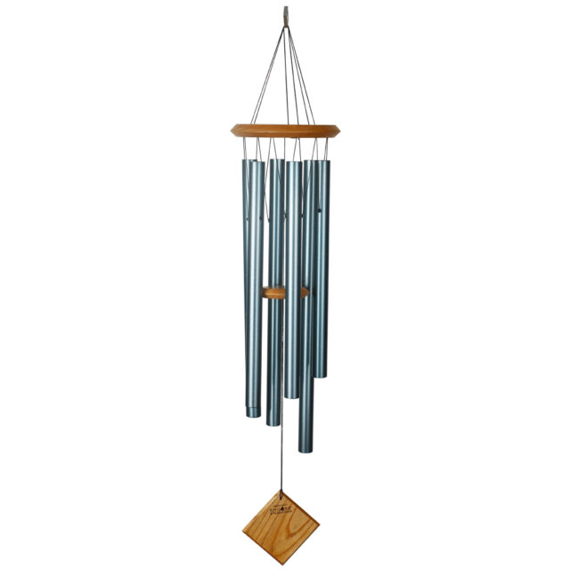 Woodstock Large Wind Chime Verdigris Chimes of Earth Chime Encore Collection