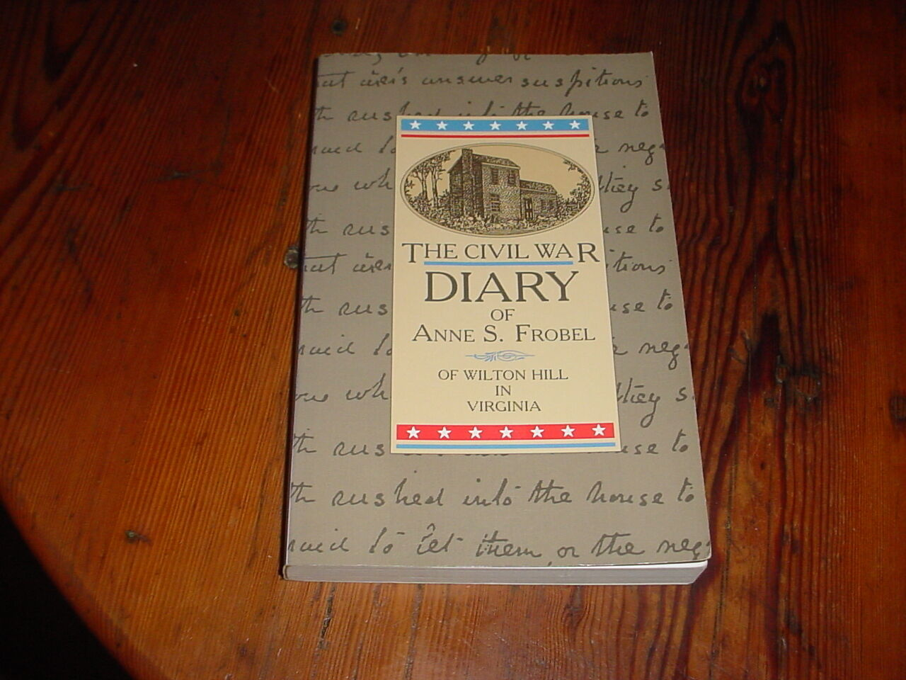 The civil war diary of anne s frobel 1992 paperback ebay fandeluxe Image collections