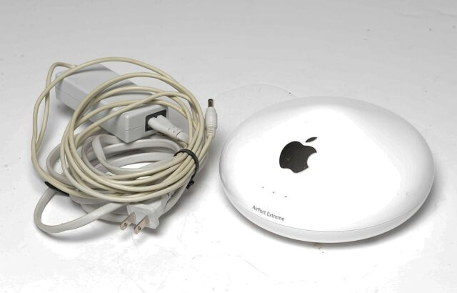 Apple Airport Extreme Base Station Wireless Router A1034 | eBay