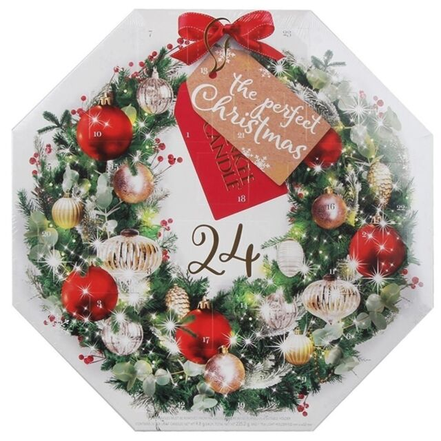 Yankee Candle The Perfect Christmas ADVENT CALENDAR  2017 Gift Set