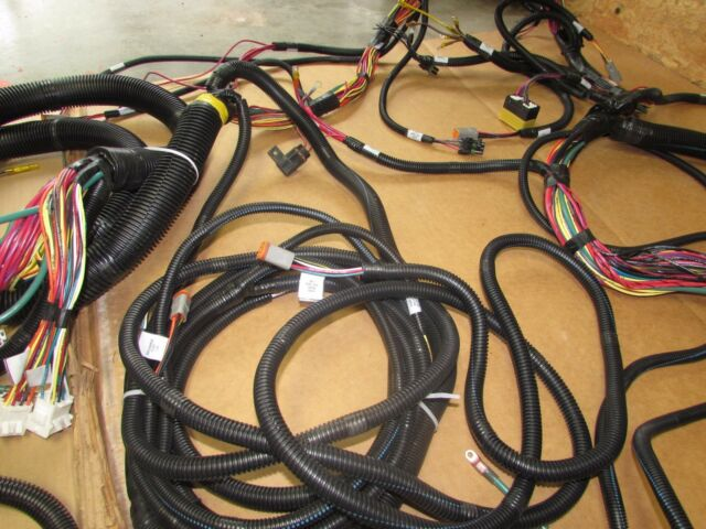 s l640 sea ray wiring harness 2151009 rev g ebay  at bakdesigns.co