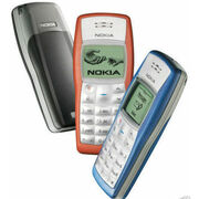 Original Nokia 1100 with Battery and Compatible C...