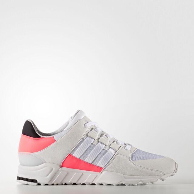 Adidas EQT Supporto RF bianco BA7716 Adidas Sneaker bianco nuovo .
