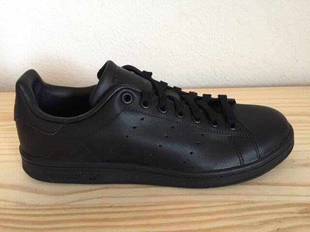Adidas Originals Stan Smith Core Black/Black Men's Shoes M20327