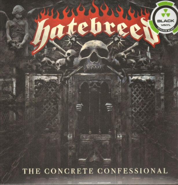 HATEBREED - The Concrete Confessional      LP    !!! NEU !!!