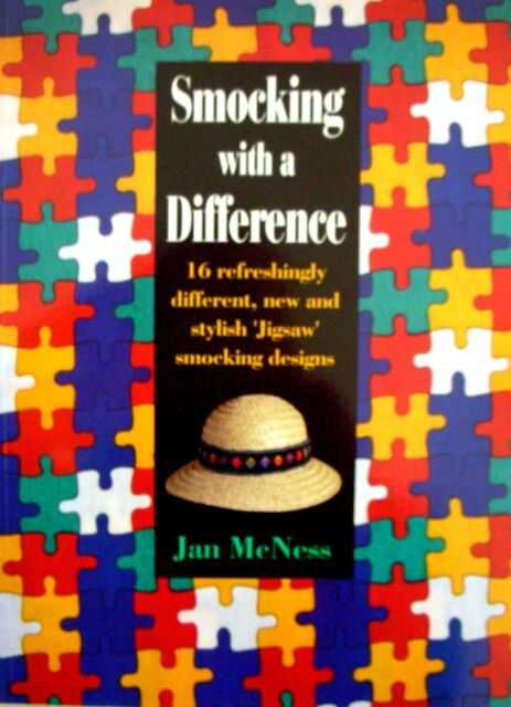 Smocking with a Difference: 16 Refreshingly Different, New and Stylish Jigsaw Sm