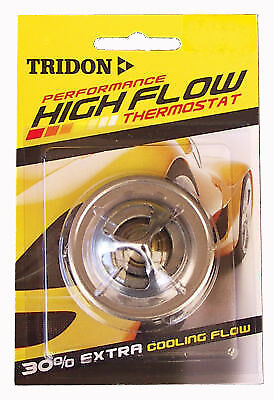 Tridon High Flow Thermostat for TOYOTA HILUX TGN16R 2.7 2TRFE 4D UTILI ONLY