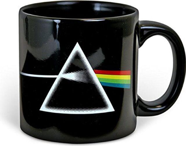 Pink Floyd Dark Side 20 Oz Ceramic Mug Ebay
